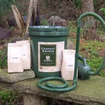 Compost Tea Brewing System
